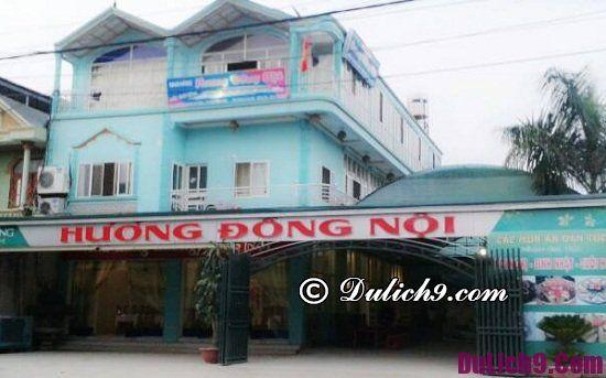 Quán ăn ngon giá rẻ ở Điện Biên nổi tiếng: Ăn ở đâu ngon khi đến Điện Biên du lịch