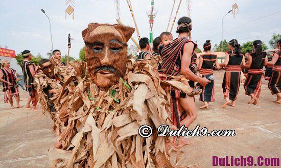 Tây Nguyên có những lễ hội lớn nào, tổ chức ở đâu và thời gian diễn ra lễ hội ở Tây Nguyên: Lễ hội văn hóa truyền thống độc đáo của người Tây Nguyên