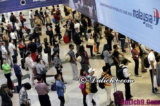 Kinh nghiệm nhập cảnh Malaysia thuận lợi, an toàn: Thủ tục và giấy tờ cần thiết để nhập cảnh vào Malaysia