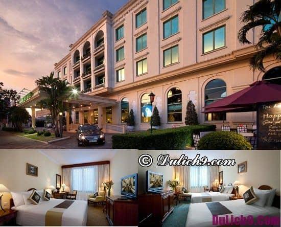 Tư vấn chọn khách sạn ở Hải Phòng sạch đẹp, sang trọng: Du lịch Hải Phòng nên ở khách sạn nào?