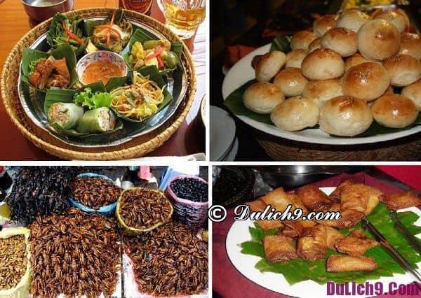 Những món ăn ngon, nổi tiếng ở Campuchia: Địa chỉ ăn đặc sản Campuchia ngon, nổi tiếng giá rẻ