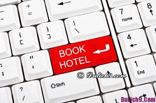 Các trang web đặt phòng khách sạn uy tín: Đặt phòng khách sạn online ở trang web nào tin cậy nhất?