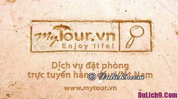 Đặt phòng qua mytour được sử dụng phổ biến: Nên đặt phòng khách sạn qua website trực tuyến nào uy tín, giá tốt