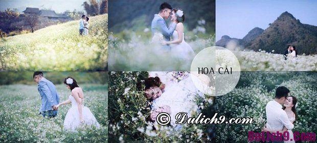 Địa điểm chụp ảnh cưới đẹp ở Mộc Châu lãng mạn
