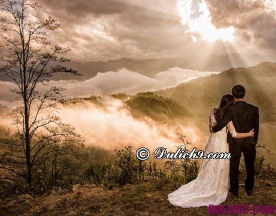 Địa điểm chụp ảnh cưới đẹp ở Sapa: Chụp ảnh cưới ở đâu độc đáo, lý tưởng tại Sapa