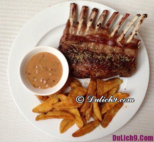 Du lịch Ninh Thuận ăn gì ngon và ăn ở đâu? Món ăn ngon ở Ninh Thuận và địa chỉ ăn uống ở Ninh Thuận