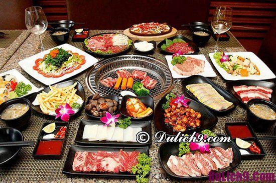 Ăn buffet ở đâu ngon tại Hà Nội? Địa chỉ ăn buffet vừa ngon vừa rẻ ở Hà Nội