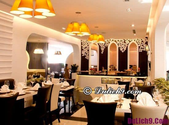 Các nhà hàng buffet ngon ở Hà Nội: Hà Nội có nhà hàng buffet nào ngon, nổi tiếng nhất
