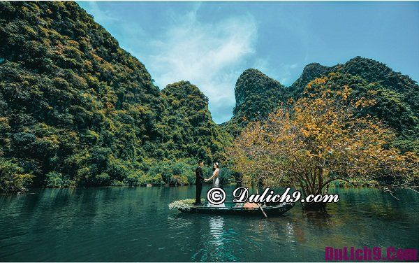 Địa điểm chụp ảnh cưới đẹp giá rẻ ở Ninh Bình: Ninh Bình có chỗ nào chụp ảnh cưới đẹp, độc và lạ