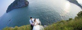 """5 địa điểm chụp ảnh cưới đẹp ở Quảng Ninh cực """"hot"""", độc đáo"""
