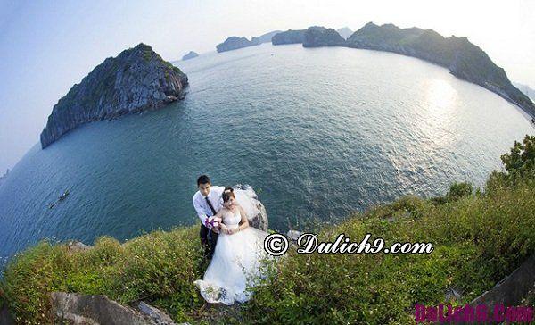 Địa điểm chụp ảnh cưới đẹp ở Quảng Ninh: Chụp ảnh cưới ở đâu Quảng Ninh đẹp, lãng mạn nhất?