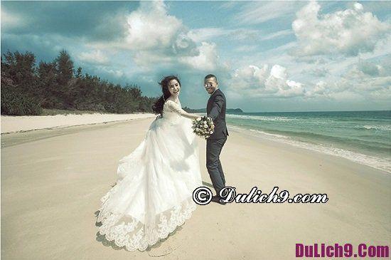 Những địa điểm chụp ảnh cưới đẹp ở Quảng Ninh: Quảng Ninh có địa điểm chụp ảnh cưới nào đẹp, nổi tiếng