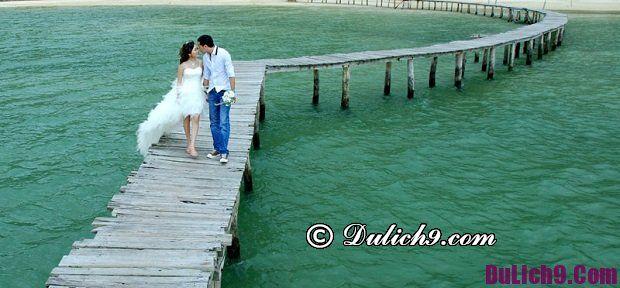 Chụp hình cưới ở Quảng Ninh: Địa chỉ chụp ảnh cưới xinh đẹp, hấp dẫn nhất ở Quảng Ninh