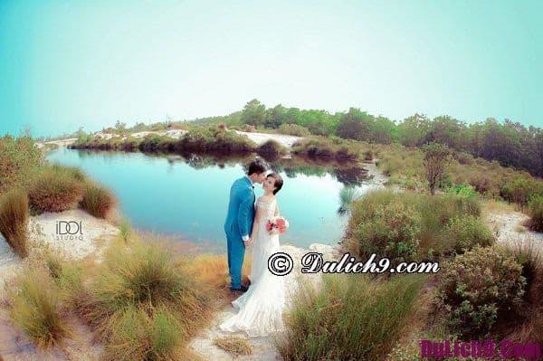 Chụp ảnh cưới ở đâu Quảng Ninh đẹp? Địa điểm chụp ảnh cưới đẹp, lãng mạn, độc đáo ở Quảng Ninh