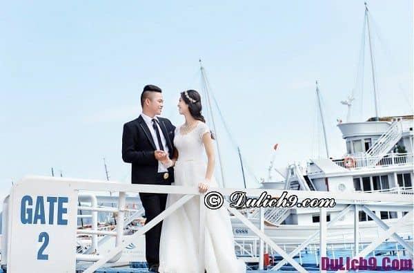 Địa điểm chụp ảnh cưới đẹp ở Quảng Ninh nổi tiếng