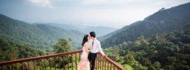 Gợi ý 5 địa điểm chụp ảnh cưới đẹp ở Tam Đảo lãng mạn nhất