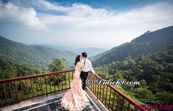 Địa điểm chụp ảnh cưới đẹp ở Tam Đảo: Nên chụp ảnh cưới ở đâu Tam Đảo