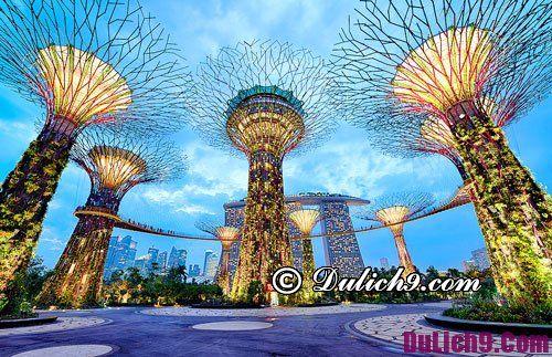Đi du lịch Singapore cần bao nhiêu tiền? Cần bao nhiêu tiền để đi du lịch Singapore