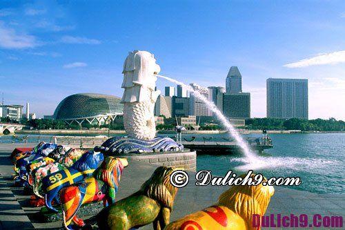 Đi du lịch Singapore cần chuẩn bị gì? Những điều cần lưu ý khi đi du lịch Singapore