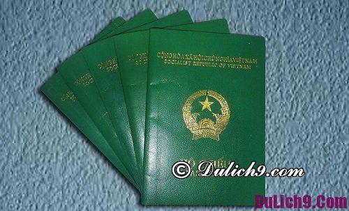 Chuẩn bị về hộ chiếu du lịch Singapore: Du lịch Singapore cần mang theo những gì?