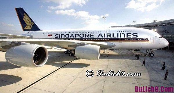 Du lịch Singapore cần bao nhiêu tiền? Chi phí mua vé máy bay đi du lịch Singapore