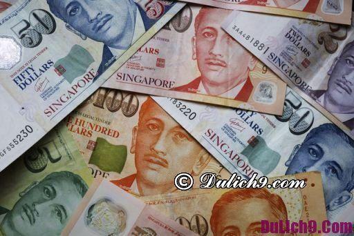 Đi du lịch Singapore cần bao nhiêu tiền? Những chú ý quan trọng khi đi du lịch Singapore
