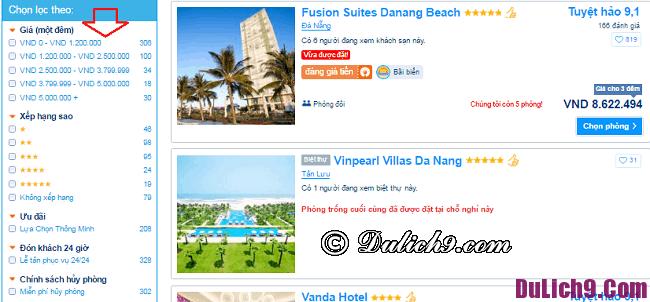 Hướng dẫn chi tiết cách đặt phòng khách sạn trên Booking.com