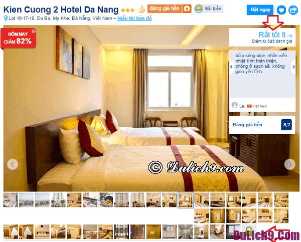Quy trình đặt phòng và chọn khách sạn tốt, giá rẻ trên Booking.com