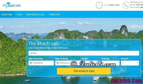 Có nên đặt phòng qua Mytour không? Hướng dẫn tìm khách sạn để đặt phòng trên Mytour.vn