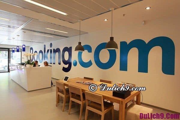 Các bước đặt phòng khách sạn tại Booking.vn: Làm sao để đặt phòng khách sạn qua Booking.com
