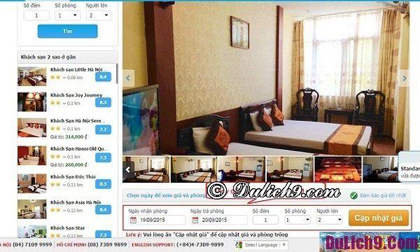 Book khách sạn qua Mytour.vn như thế nào nhanh chóng, tiết kiệm