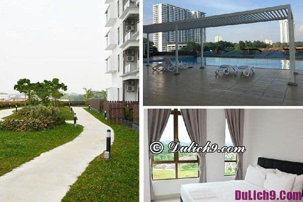 Kinh nghiệm du lịch Johor Bahru tự túc - khách sạn tốt, chất lượng ở Johor Bahru