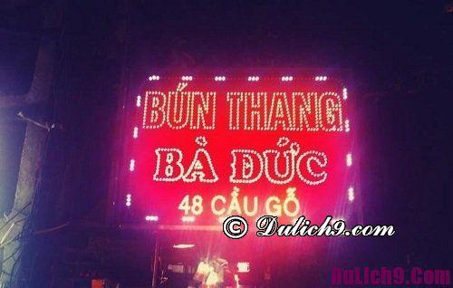 Ăn bún thang ngon ở đâu Hà Nội: Địa chỉ các quán bún tháng ngon nổi tiếng ở Hà Nội