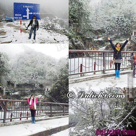 """Khi nào ở Sapa có tuyết rơi? Lưu ý khi """"săn"""" tuyết: Địa điểm ngắm tuyết rơi và chụp ảnh đẹp nhất Sapa"""