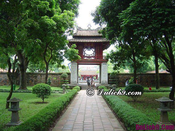 Du lịch Hà Nội mùa nào đẹp nhất? Nên đi du lịch Hà Nội vào tháng mấy?