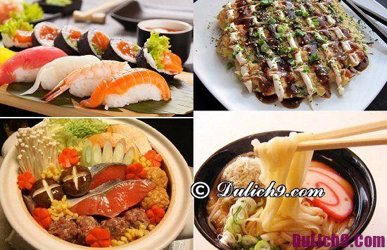 Ăn gì khi đến Nhật Bản du lịch dịp tết nguyên đán: Kinh nghiệm ăn uống ở Nhật Bản dịp tết âm lịch