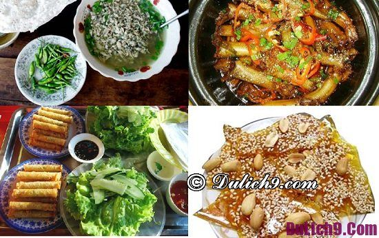 Ăn gì khi đi du lịch Quảng Ngãi ngon, bổ, rẻ: Món ăn ngon đặc sản Quảng Ngãi