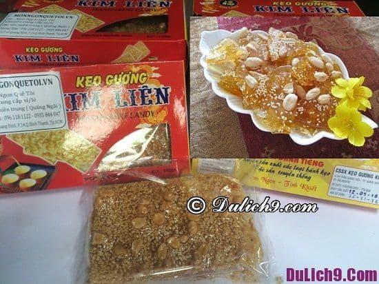 Đặc sản truyền thống nổi tiếng ở Quảng Ngãi: Món ăn ngon hấp dẫn ở Quảng Ngãi