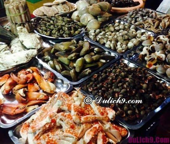 Địa chỉ ăn hải sản ngon bổ rẻ ở Nha Trang: Du lịch Nha Trang ăn hải sản ở đâu?