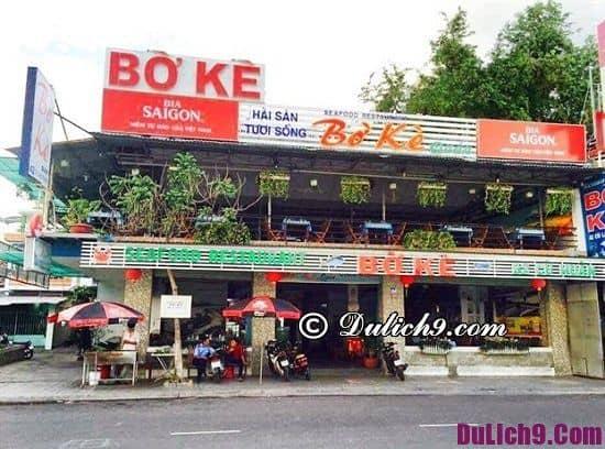 Địa chỉ nhà hàng, quán ăn hải sản ngon ở Nha Trang giá bình dân: Ăn hải sản ở quán nào tại Nha Trang ngon nhất