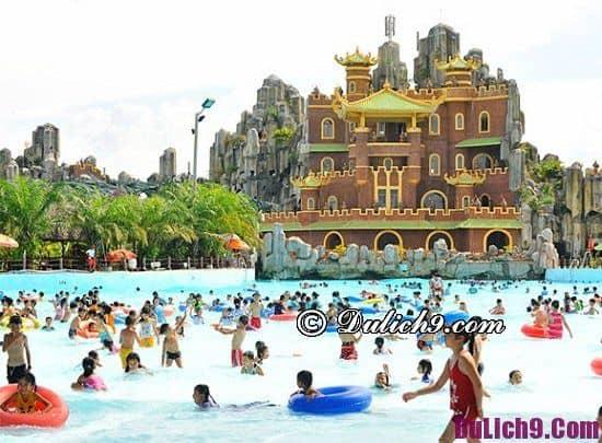Địa điểm vui chơi, du lịch dịp tết âm lịch gần Sài Gòn: Tết nguyên đán nên đi đâu chơi quanh Sài Gòn