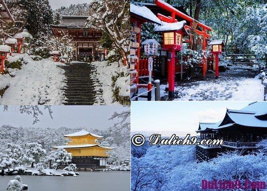 Hướng dẫn tham quan, du lịch Nhật Bản dịp nghỉ tết âm lịch: Có nên đi du lịch Nhật Bản trong dịp nghỉ tết nguyên đán hay không?