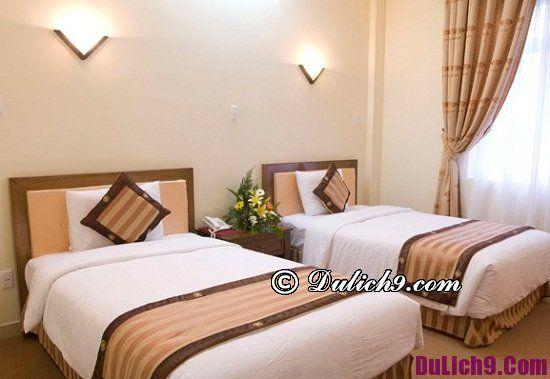 Khách sạn nào ở Quảng Ngãi chất lượng tốt, tiện nghi: Địa chỉ các khách sạn ở trung tâm thành phố Quảng Ngãi giá tốt