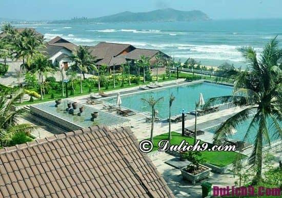 Khách sạn, resort ở Quảng Ngãi gần biển, view đẹp, sạch sẽ: Nên ở đâu khi đến Quảng Ngãi du lịch