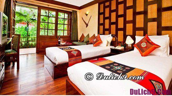 Nên đặt phòng khách sạn nào ở Sapa khi đi du lịch Tết nguyên đán? Ở đâu khi đến Sapa dịp Tết âm lịch