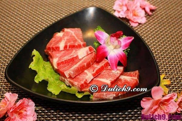 Địa chỉ ăn buffet lẩu nướng Nhật Bản ở Hà Nội: Nhà hàng Nhật Bản ngon nổi tiếng ở Hà Nội