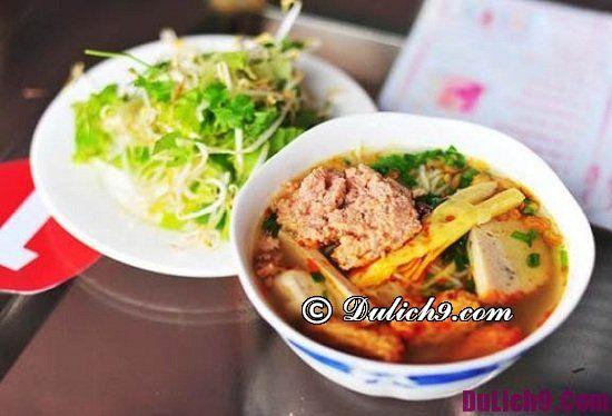 Quán ăn đặc sản ngon nức tiếng ở Quảng Ngãi: Nên đi đâu ăn khi đến Quảng Ngãi