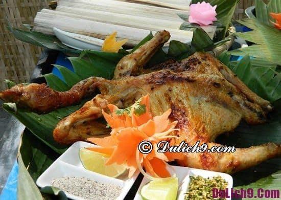 Quán ăn ngon, nổi tiếng ở Buôn Mê Thuột: Địa chỉ ăn uống ngon bổ rẻ ở Buôn Ma Thuột