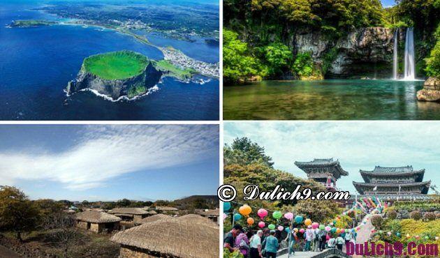 Tour du lịch Hàn Quốc dịp tết nguyên đán giá rẻ: Kinh nghiệm đi tham quan, du lịch, vui chơi, ăn uống ở Hàn Quốc dịp nghỉ tết nguyên đán