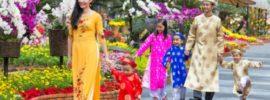 Hỏi đáp: Du lịch Tết Âm lịch 3 ngày nên đi đâu gần Hà Nội?